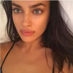 La modella russa è stata ex fidanzata di Cristiano Ronaldo.  (Foto Instagram)