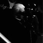 E' stata scelta come testimonial delle campagne autunno/inverno 2015 di Fendi e, proprio per raggiungere la sede centrale della maison, che ospita in questi giorni Karl Lagerfeld. (Foto Instagram)