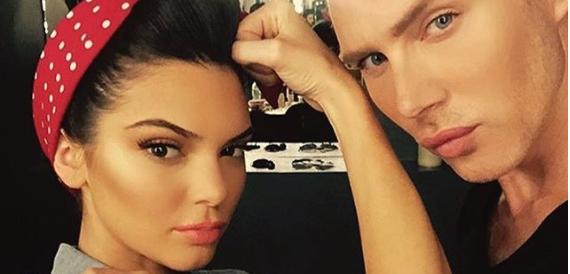 C'è una Kardashian in giro per Roma. Riconosceresti Kendall Jenner? (foto)