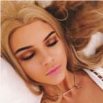 """Nata a Los Angeles nel 1995, fa parte del """"clan"""" dei Kardashian. Figlia di Caitlyn Jenner e Kris Jenner, di origini olandesi e scozzesi, è sorellastra delle famosissime Kim, Khloè e Rob Kardashian. (Foto Instagram)"""