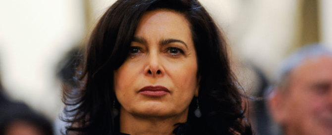 L'ipocrisia di Laura Boldrini: dice no all'utero in affitto, ma difende Vendola