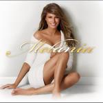 La foto del sito internet-blog di Melania, che fa anche l'imprenditrice. (Foto Twitter)
