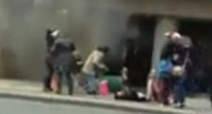 metro schuhman, attentato