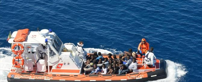 Il bel tempo porta i migranti: in 7 giorni sbarcati in diecimila