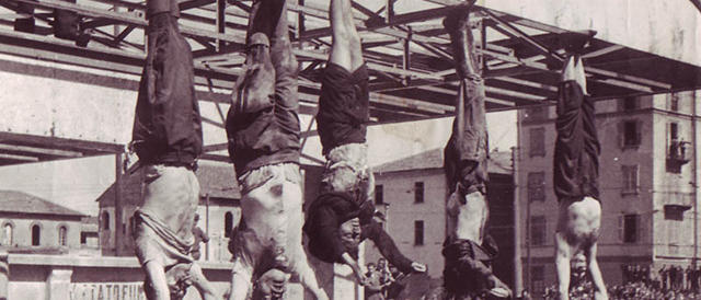 Martinelli: dopo Ustica, voglio fare un film sulle ultime ore di Mussolini