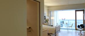 Sembra un hotel 5 stelle: è il nuovo ospedale pubblico svizzero (video)