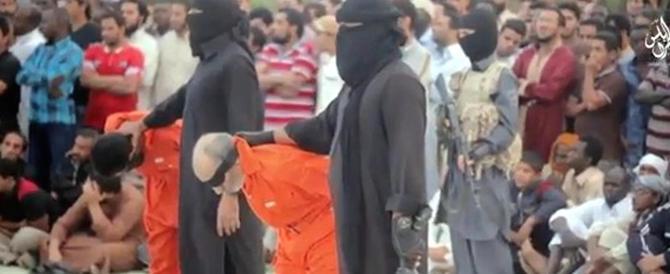 Libia, dure reazioni politiche: Salvini: Renzi ha le mani sporche di sangue