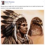 Allarme rientrato. (Foto Facebook)