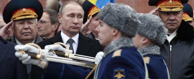 Putin accusa: «Fallita la campagna di fango dell'Occidente contro la Russia»