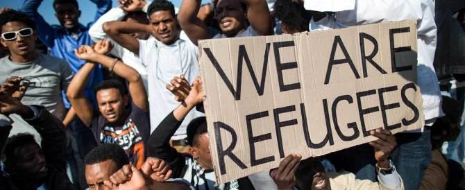 Rifugiati, boom di richieste d'asilo. In Italia record di africani