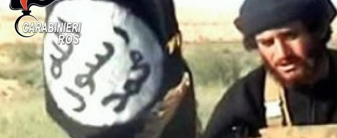 Preso a Roma Carlito Brigande, terrorista dell'Isis: «Faccio esplodere tutto»