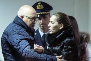 Libia: atterrato a Ciampino C-130 con salme