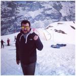 Salvini trascorre spesso le vacanze sulle Alpi. (Foto Instagram)
