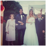 L'anniversario del matrimonio? Si festeggia così, su Instagram.