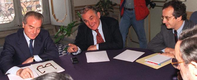 """Il messaggio di Mattarella al """"Premio Tatarella"""": «Fu affidabile interlocutore»"""