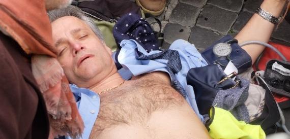 Rampelli e Rizzetto: «Anche noi in sciopero della fame con Tonelli»