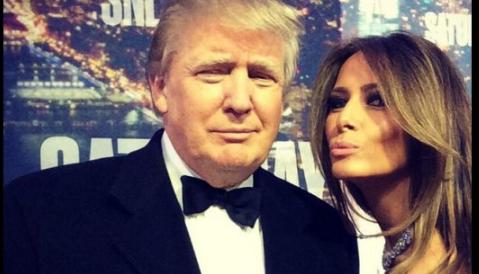 Dalla copertina di Qq alla Casa Bianca? Fotostoria di Melania Trump (gallery)