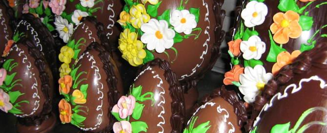 L'uovo di cioccolato resiste alla crisi (soprattutto se è artigianale)