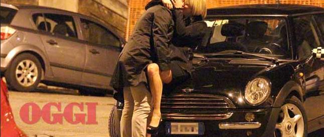 Il presunto killer del Collatino fu paparazzato in pose hot con Flavia Vento (Foto)