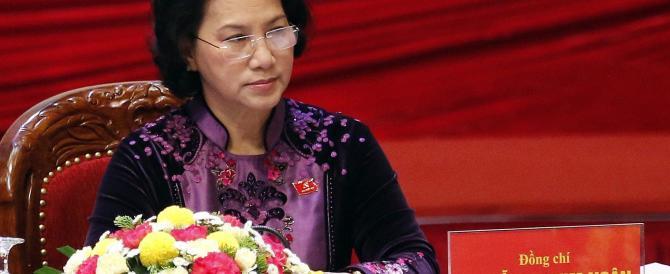 Il Vietnam elegge per la prima volta una donna alla guida del Parlamento