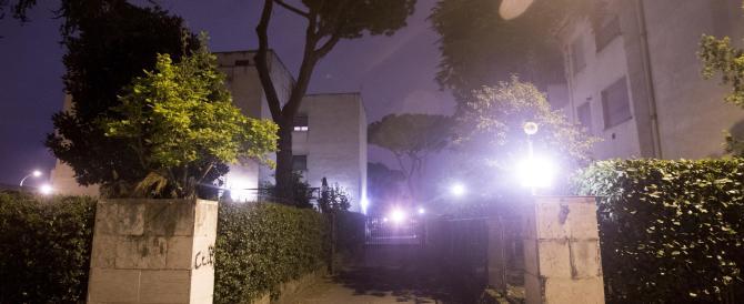 Roma, si apre una voragine tra i palazzi a Centocelle. Evacuate 14 famiglie