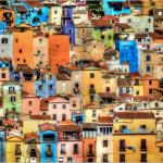 I colori di Bosa. Di Andrea Soliveras