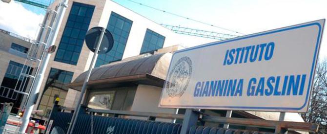 Rubavano ai bimbi ricoverati al Gaslini: sgominata una banda di rom