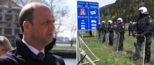 """Immigrati, ma davvero Alfano non sa che la """"polizei"""" sale già sui treni a Trento?"""