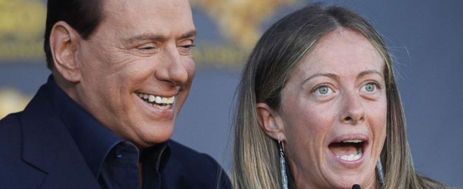 Meloni incontra Berlusconi: hanno parlato di primarie e di future alleanze