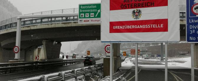 L'Austria vuole fare controlli anche in territorio italiano. Imbarazzo di Renzi