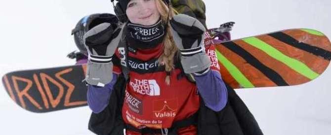 Morta Estelle Balet: una valanga si porta via la campionessa di freeride