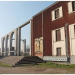 Un altro degli edifici più famosi realizzati rispettando i canoni del Razionalismo italiano. (Foto Instagram)