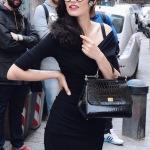 """Bianca è una top model di livello internazionale, una delle """"preferite"""" da Dolce e Gabbana.(Foto Instagram)"""