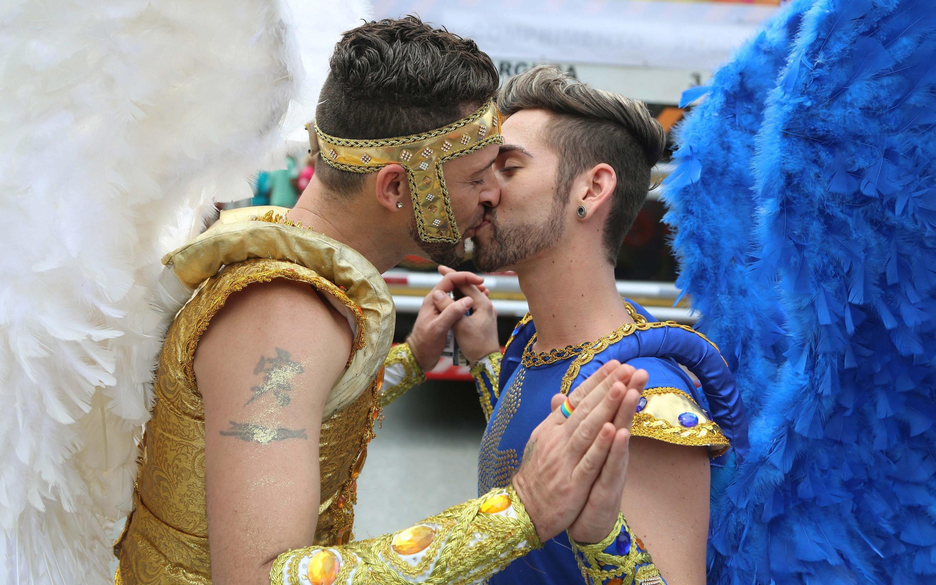 incontri omosessuali nel Genova