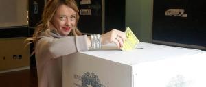 """Il centrodestra va a votare. Meloni: """"Renzi favorisce le lobby"""""""