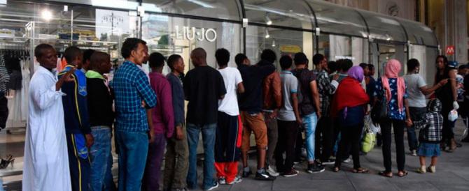 Calderoli: «Bene Gabrielli sull'espulsione dei migranti nigeriani»