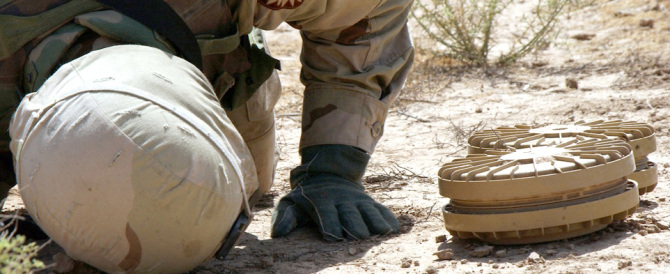 «Così Leila, cane pastore anti-mine, ci salvò da morte certa in Afghanistan»