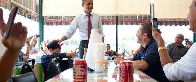 Sorpresa: Obama scopre la cucina di Cuba. E la decanta coi Rolling Stones