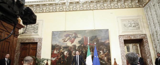 Ma il referendum di ottobre non avrà il mal di quorum. A tutto vantaggio di Renzi