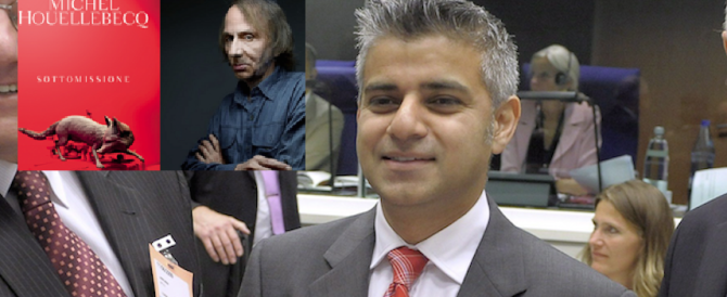 Si realizza la profezia di Houellebecq: un musulmano sindaco di Londra?