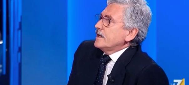 """D'Alema in tv: """"Renzi mi cercava quando non era nessuno"""""""