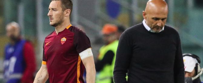 """Spalletti nega: """"Non ho menato Totti"""". E scoppia il caso Salah-Regeni"""