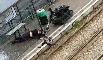 Terrorismo, rischio colera per una sospetta arma biologica in uno zainetto
