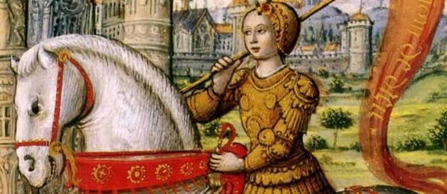 L'anello di Giovanna d'Arco fa sognare la Francia cattolica e lepenista