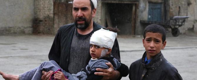 Attentato dei talebani a Kabul contro l'intelligence: 30 morti e 320 feriti