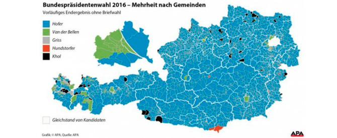 Follie giornalistiche: per Magris il voto in Austria annuncia l'apocalisse