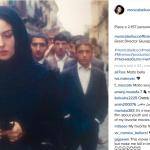 """Un profilo Instagram ripercorre le sue principali partecipazioni nei film, diretti da famosi registi. Ecco """"Malena"""". (Foto Instagram)"""