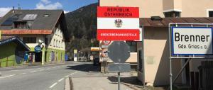 Clandestini, l'Austria attacca l'Italia. E Gentiloni scambia un ufficio per un muro