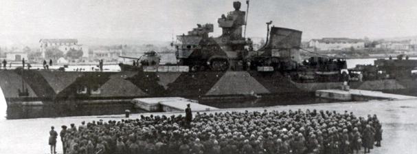 Trovato il cacciatorpediniere Gioberti, affondato dagli inglesi nel 1943