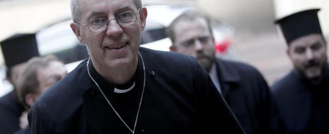 L'arcivescovo di Canterbury rivela: sono il figlio dell'ultimo segretario di Churchill
